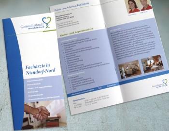 Broschüre Gesundheitsnetz Niendorf Nord