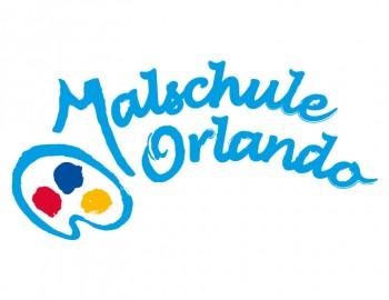 Logo Malschule Orlando