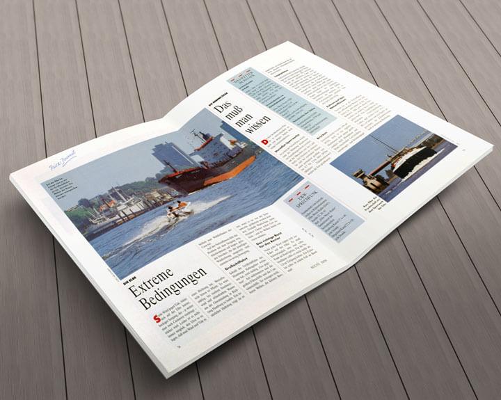 Magazin Boote