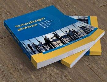 "Buchcover ""Verhandlungen gewinnen"""
