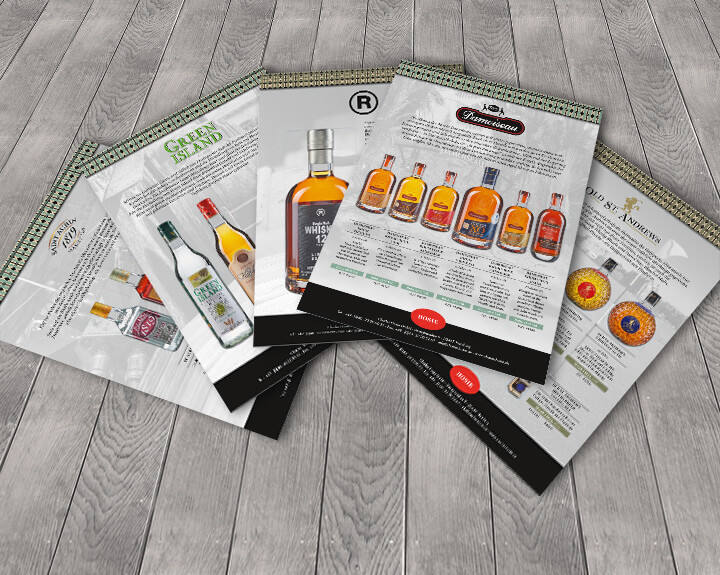 Produktblätter Hosie