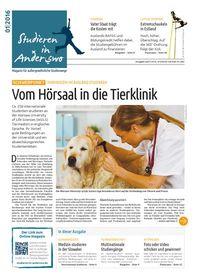 Studieren in Anderswo Ausgabe 1/2016