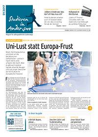 Studieren in Anderswo Ausgabe 1/2017
