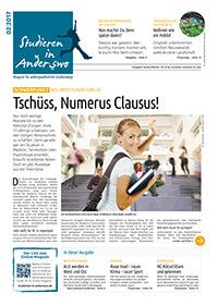 Studieren in Anderswo Ausgabe 2/2017