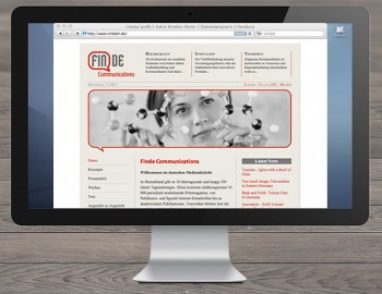 Website Finde Communications
