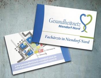 Visitenkarten Gesundheitsnetz Niendorf Nord