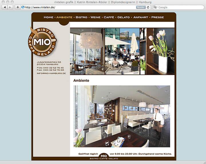 Website Mio Ambiente