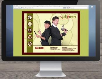Homepage Scalphunter